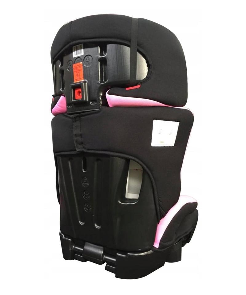 summer baby fotelik samochodowy testy